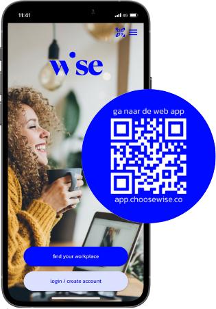 Ga naar de web app